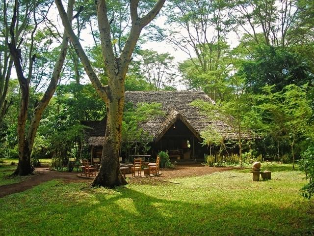 Tented-Camp Migunga