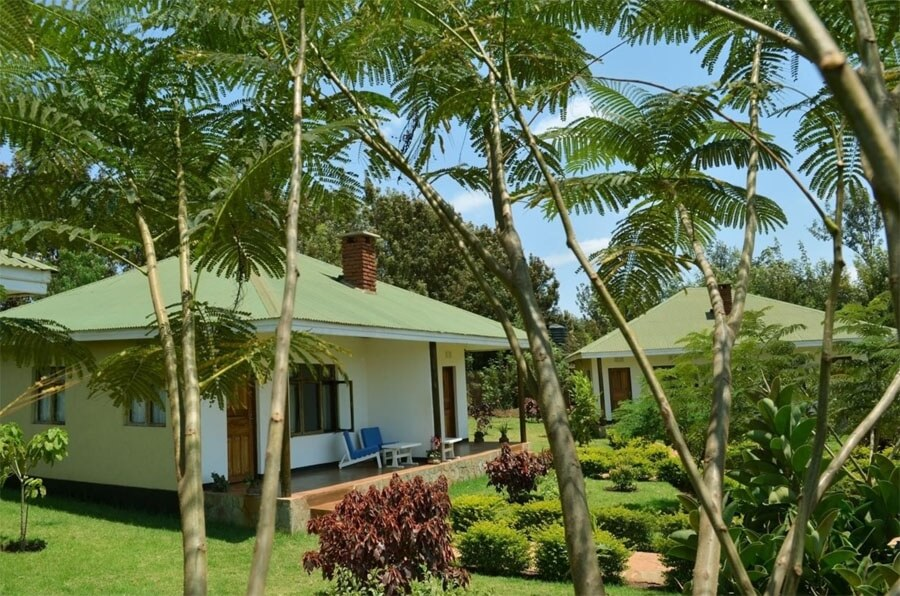 Country-Lodge Karatu