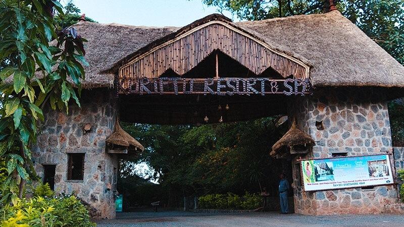 Lodge Kuriftu Resort & Spa Lake Tana