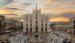 Italia - Escapada a Milan