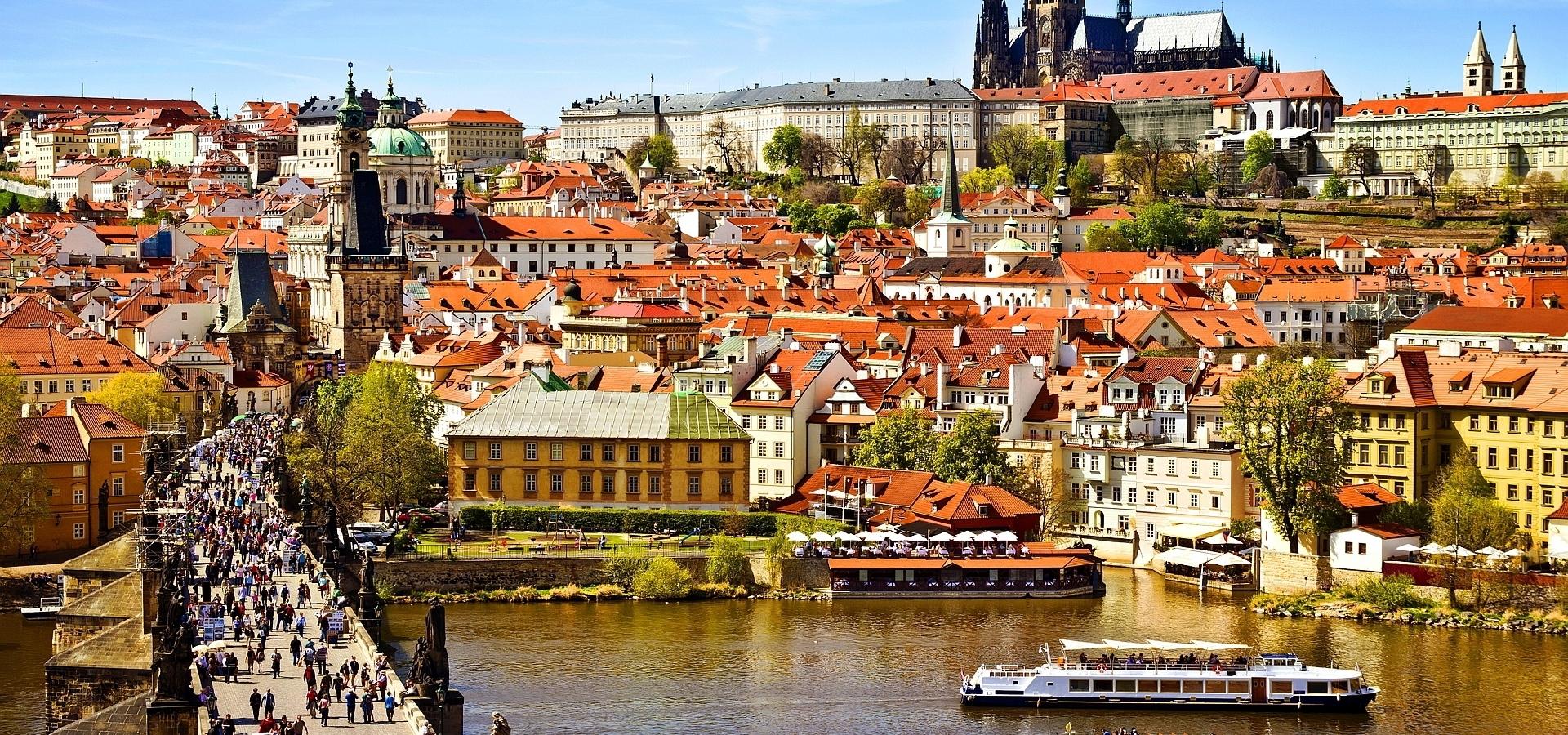 Austria y Republica Checa - Escapada a Viena + Praga