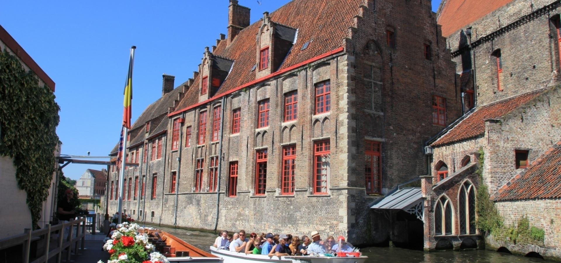 Belgica - Escapada a Brujas
