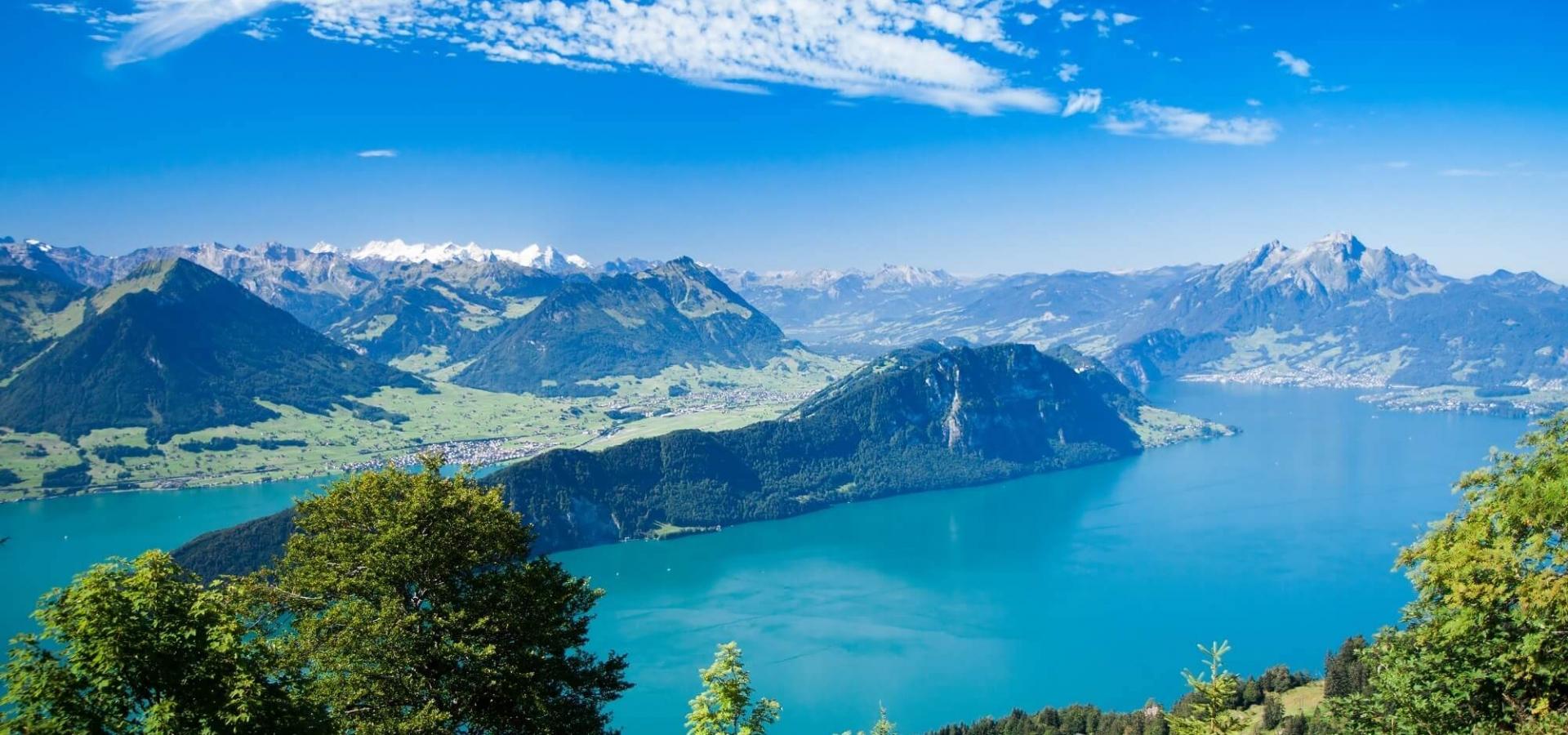 Suiza - Escapada a Zurich + Lago 4 Cantones