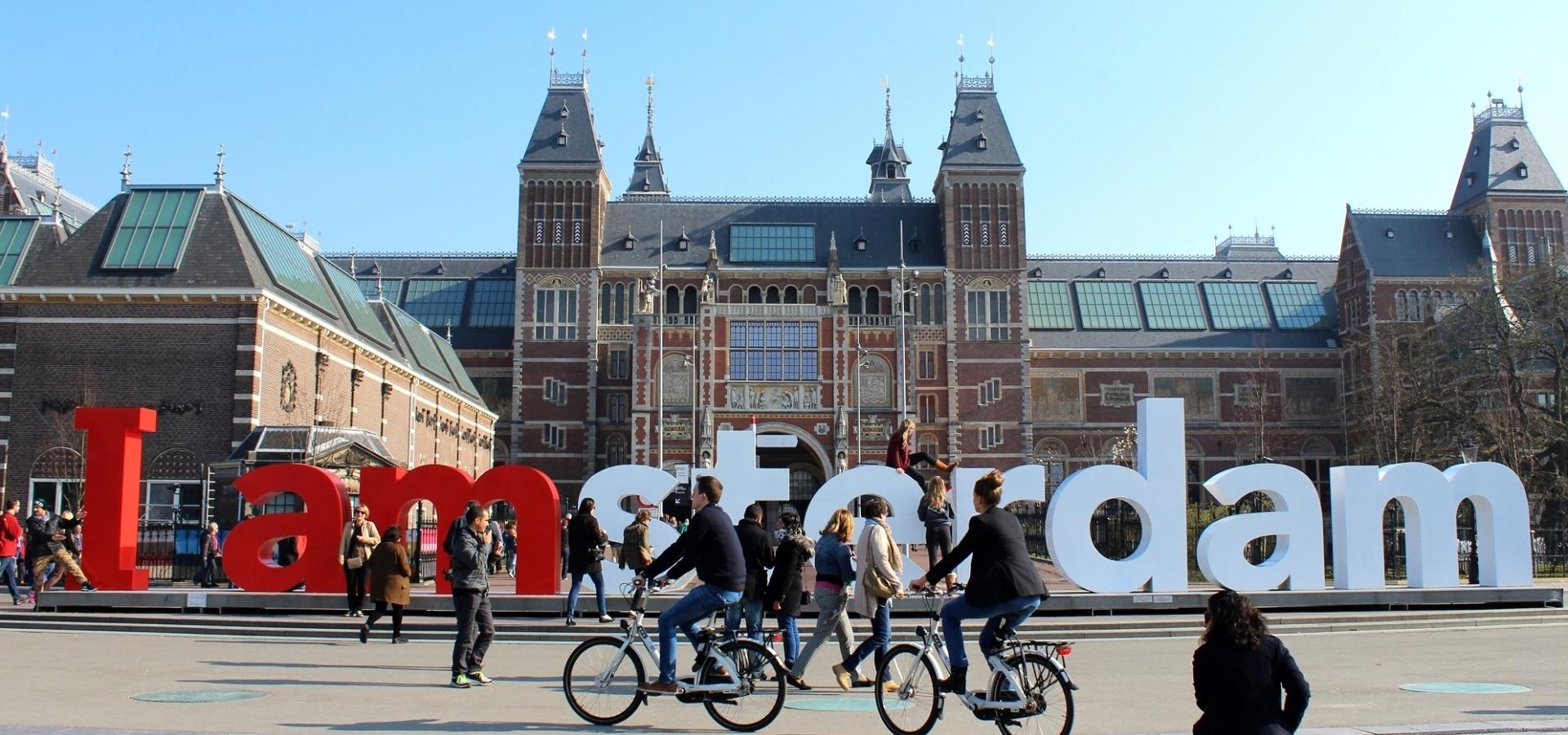 Paises Bajos - Escapada a Amsterdam