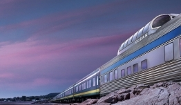 Tren Transcanadiense de Costa a Costa: Halifax - Vancouver