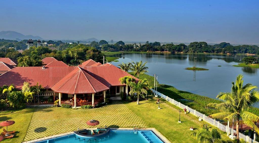 Hotel Win Unity Resort Monywa