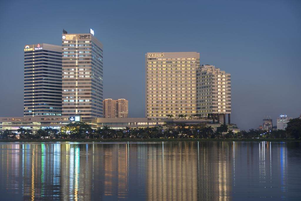 Hotel Melia Yangon