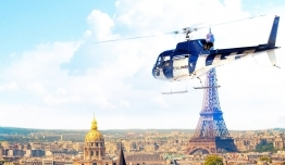 Francia - Escapada Paris + Helicoptero Grand Tour