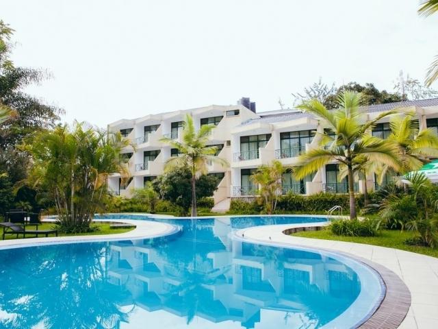 Hotel Gorillas Lake Kivu