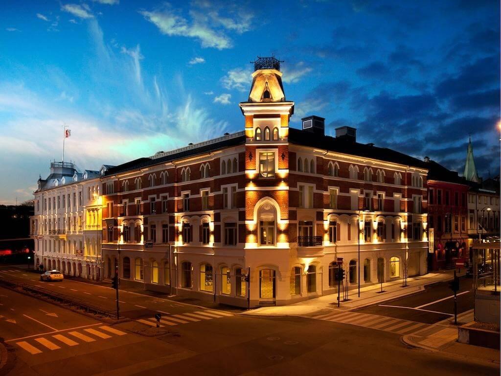 Hotel Clarion Ernst