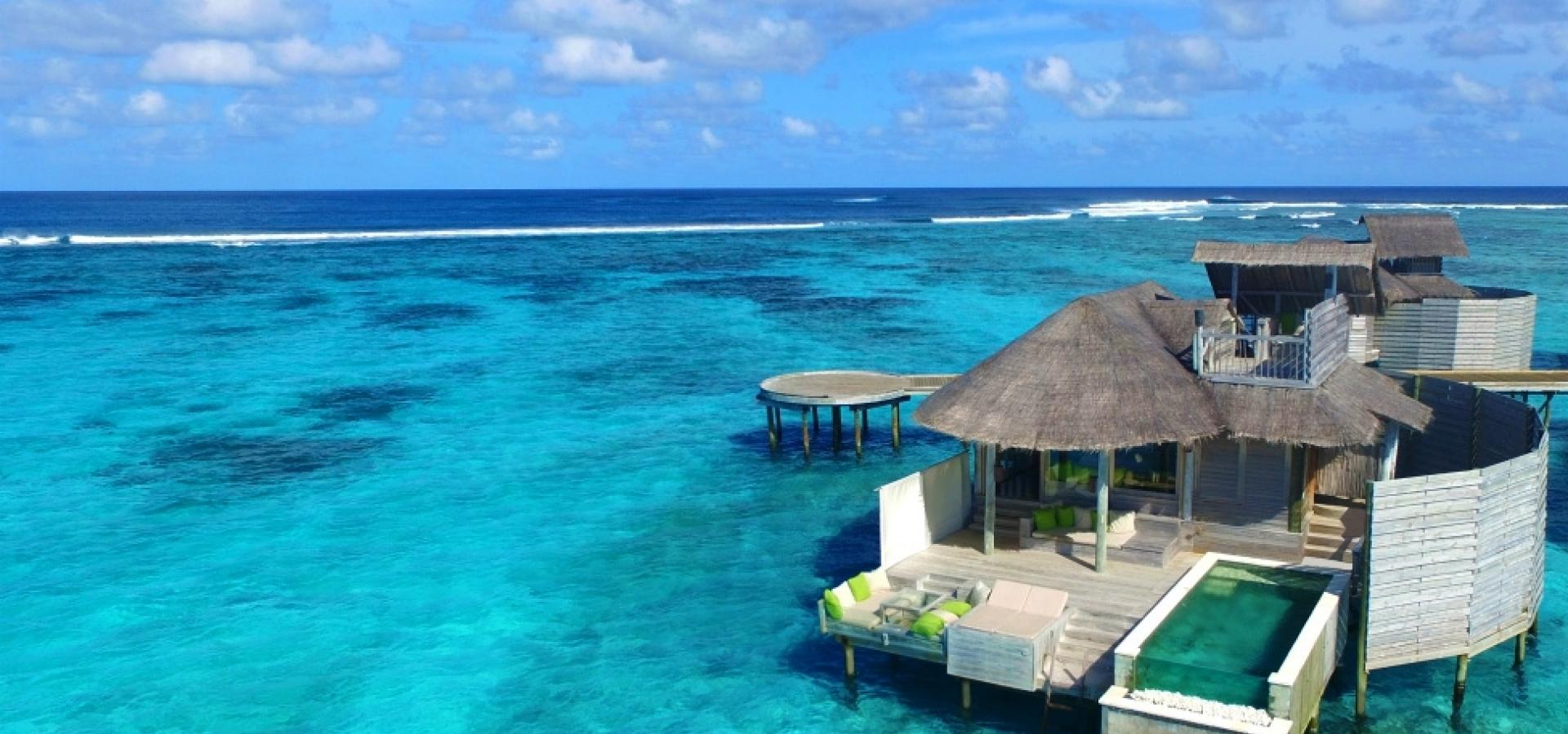 Maldivas - Villas Six Senses Laamu