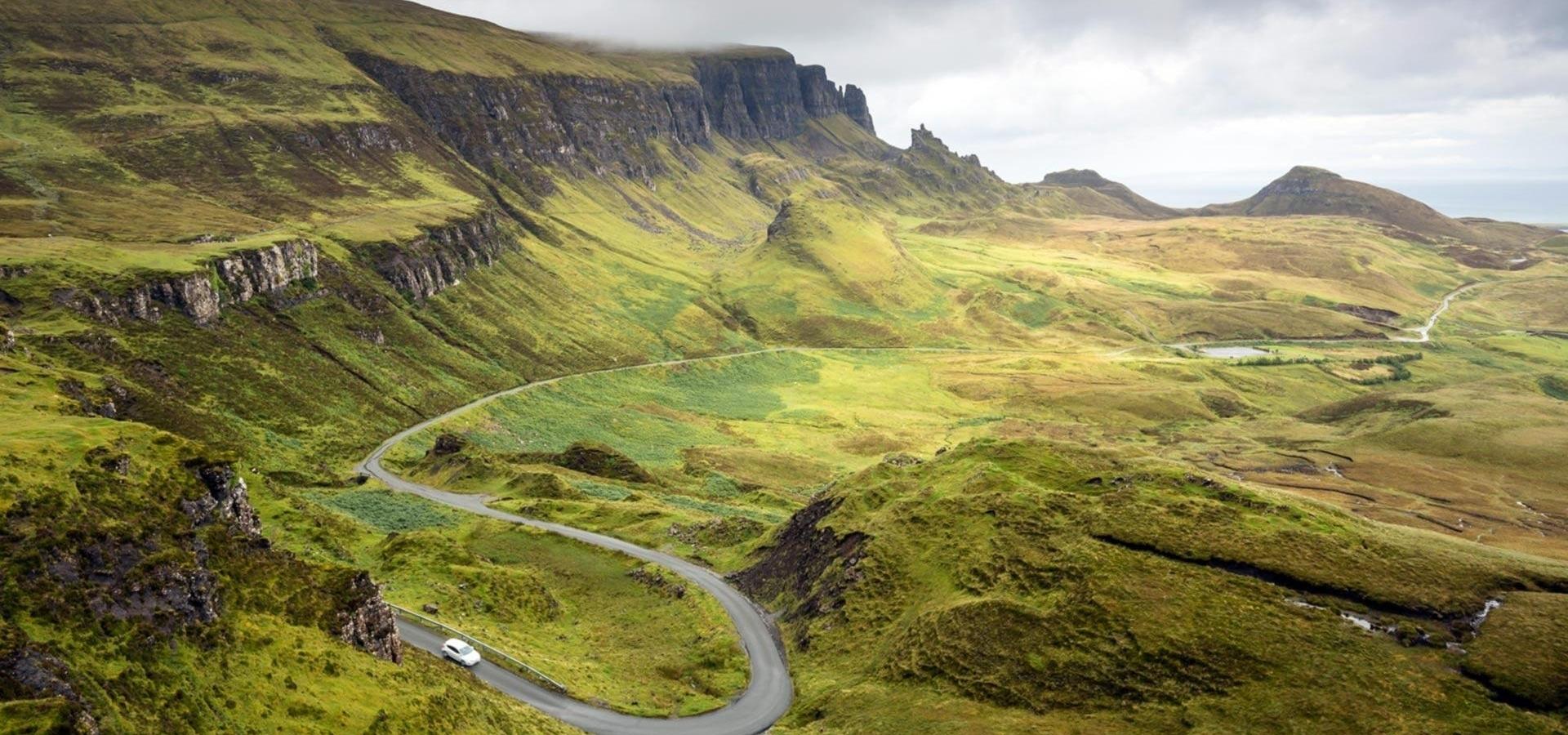 Escocia a tu Aire + Coche de Alquiler