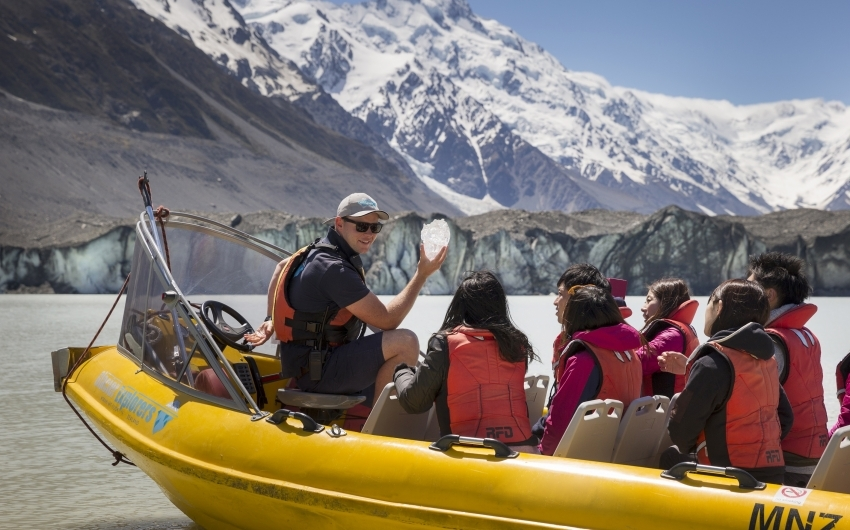 Nueva Zelanda a tu Aire - Islas Norte y Sur + Tren Tranz-Alpine