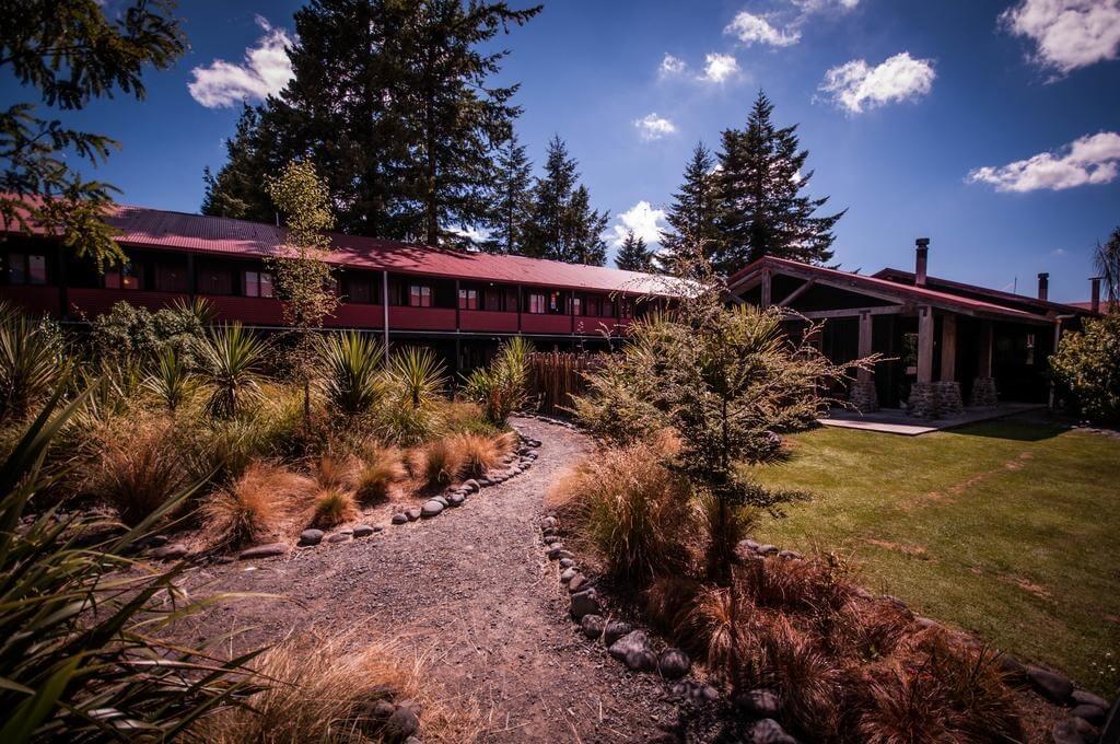 Hotel The Park Ruapehu