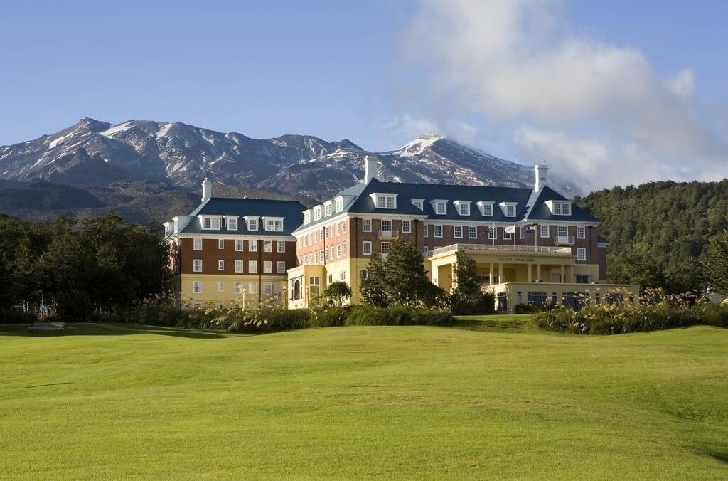 Hotel Chateau Tongariro