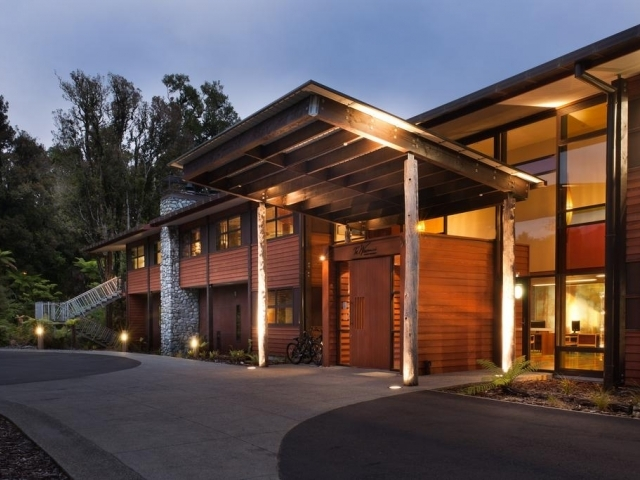 Hotel Scenic Te Waonui Forest Retreat