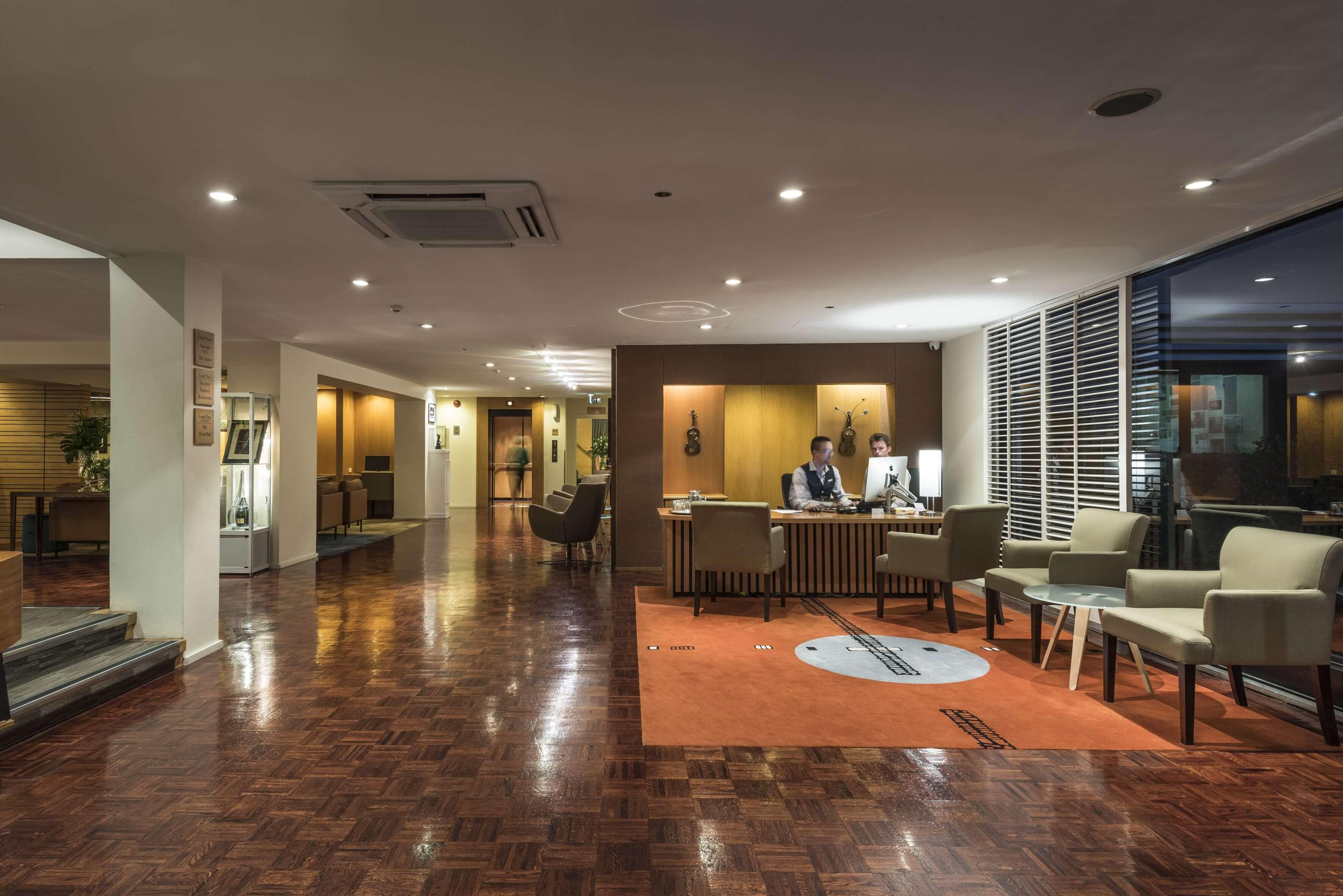Hotel The George Christchurch