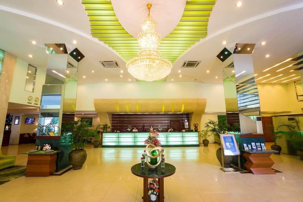 Hotel Best Western Green Hill