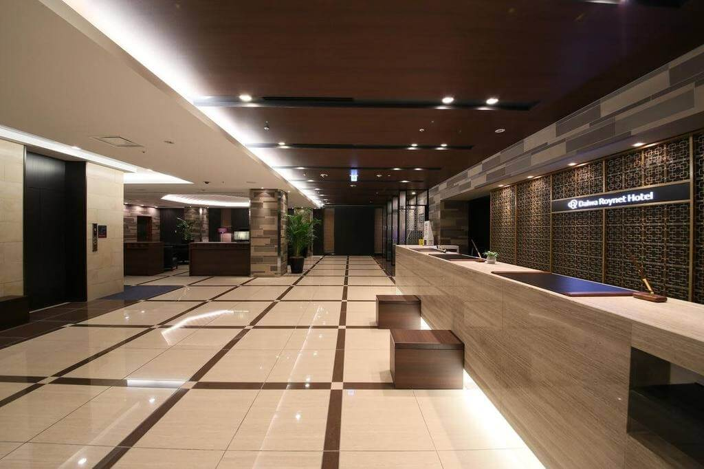 Hotel Daiwa Roynet Osaka Kitahama