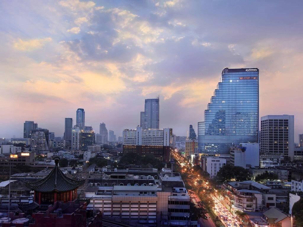 Hotel Pullman Bangkok G