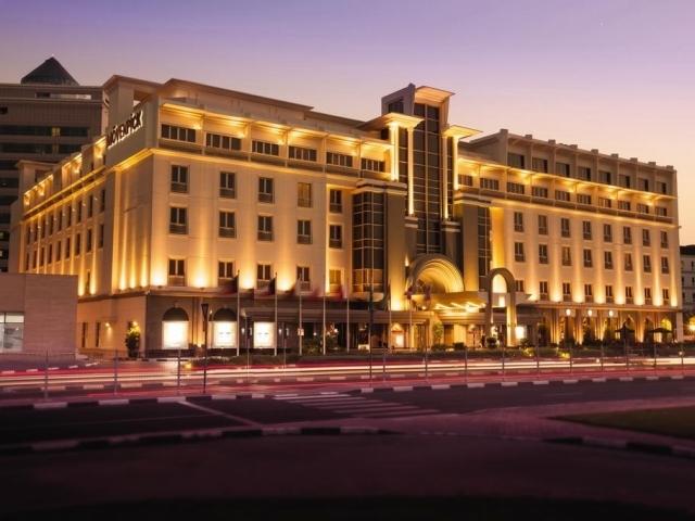Hotel & Apartments Movenpick Bur Dubai