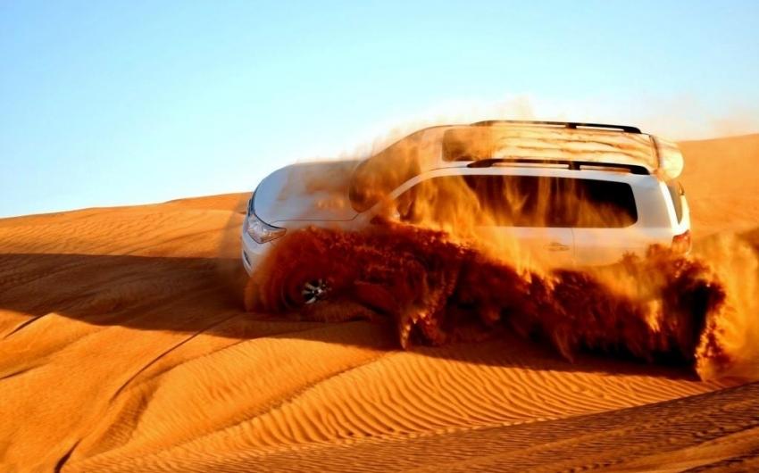 Emiratos Arabes - Desierto + Dubai + Abu Dhabi