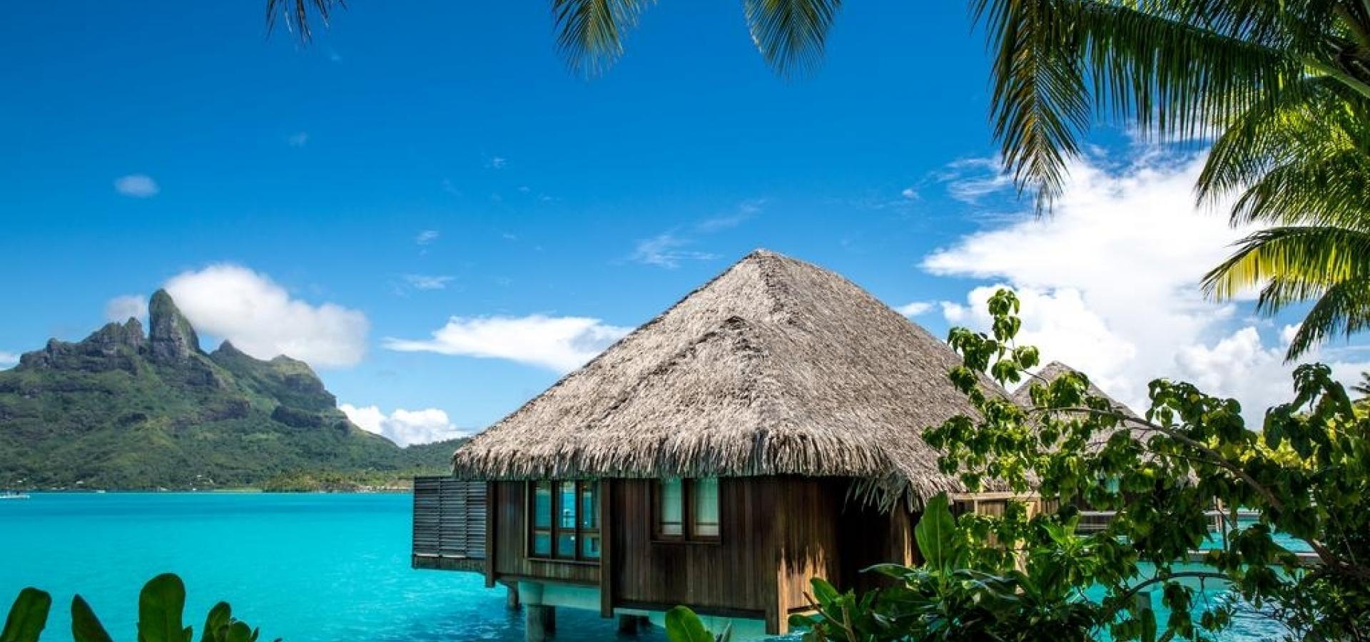 Bora Bora - Villas The St. Regis Bora Bora Resort