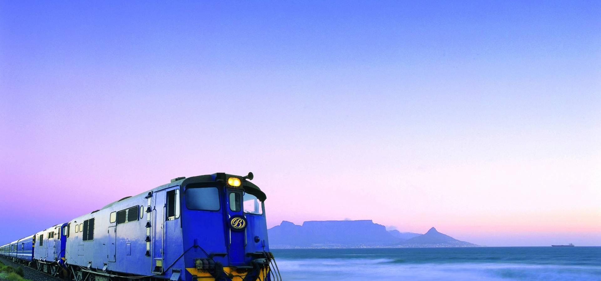 Tren Blue Train