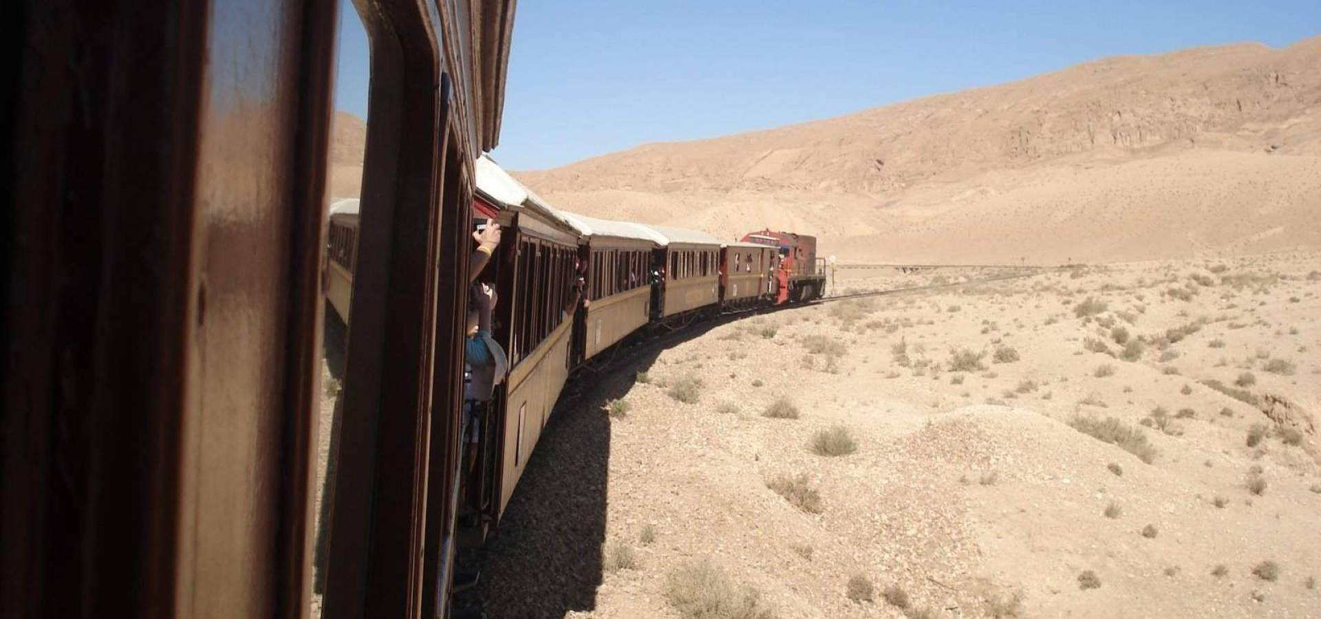 Trenes Insólitos con YOMUNDEO