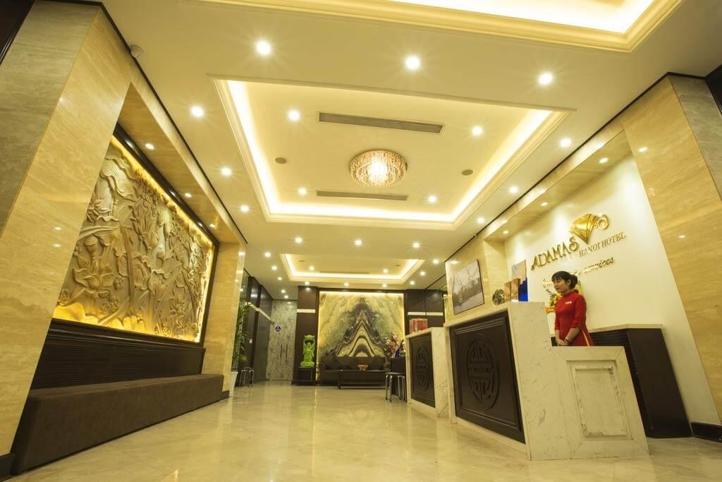 Hotel Adamas Hanoi