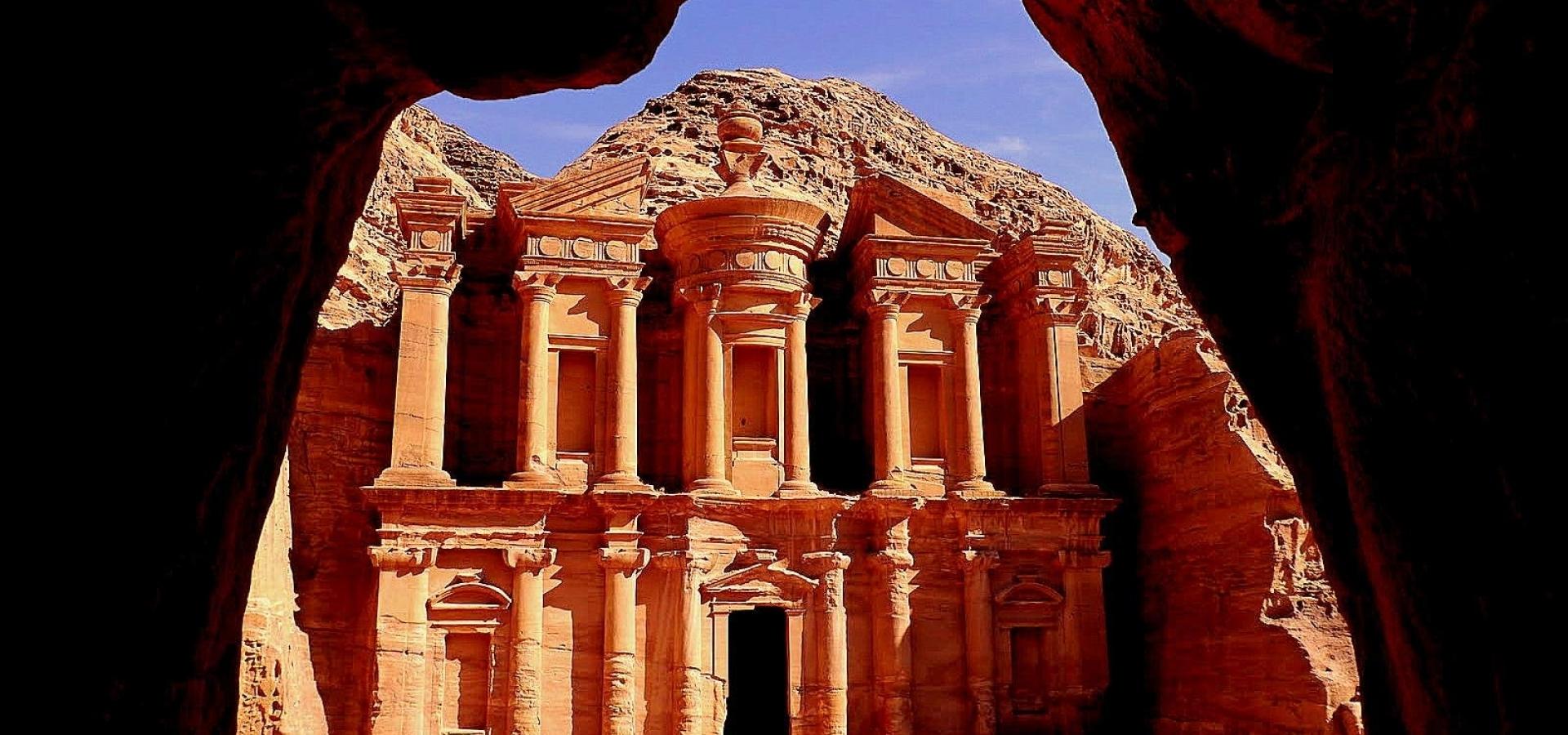 Jordania - Desierto de Wadi Rum, Mar Muerto y Petra