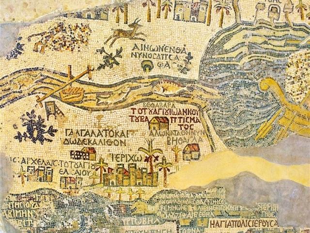 Mapa de mosaico
