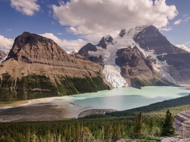 Lago Berg - Monte Robson