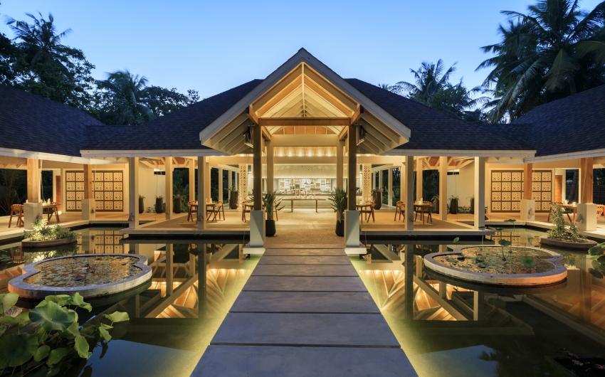 Maldivas - Villas Universal Dhigali Maldives