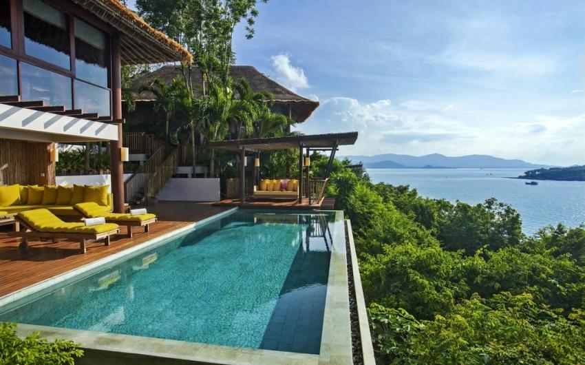 Tailandia - Villas Six Senses Samui