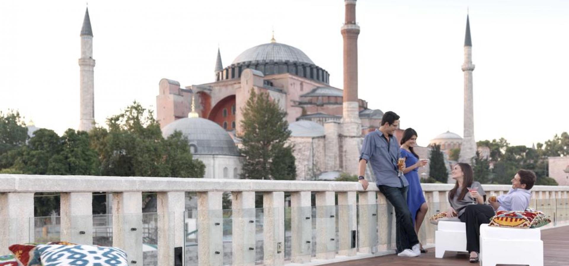 Turquia - Hotel Four Seasons Istanbul at Sultanahmet