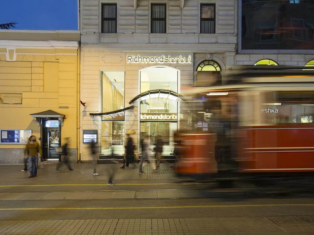 Hotel Richmond Istanbul