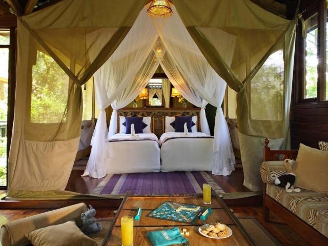 Tented-Camp Sarova Mara Game