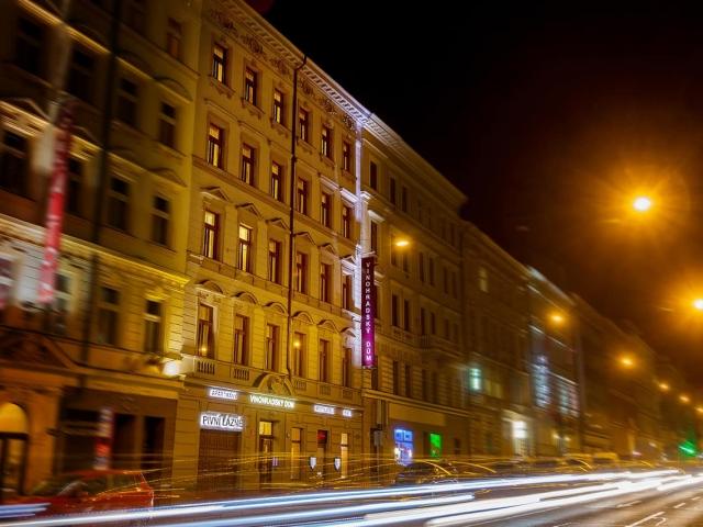 Hotel Vinohradsky Dum