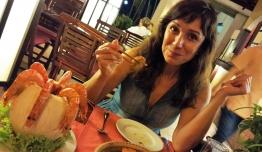 Isabel LEON & Javier ECHEBARRIA (Malaga) - Vietnam