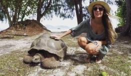 Belinda AVILA & Carlos  Herrera (Málaga) - Seychelles