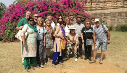 Maria Teresa VAZQUEZ & Cia (Malaga) - India