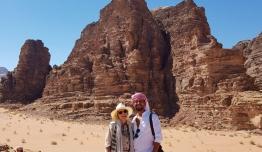 Beatriz ROMERO & Francisco GARCIA (Malaga) - Jordania