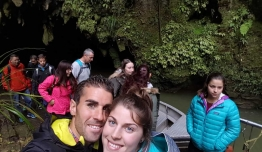 Elisabel IBAÑEZ & Jose Antonio IBAÑEZ (Jaen) - Nueva Zelanda