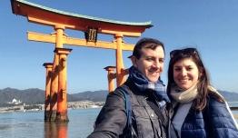 Teresa POSADAS & Jaime GARCIA (Málaga) - Japón