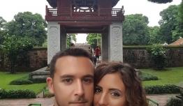 Cristina GALINDO & Salvador DELGADO (Malaga) - Vietnam