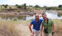 Eduardo QUEIPO DE LLANO & Fidel HIJANO (Malaga) - Tanzania
