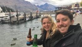 Elena PALOMO & Tomas AZUAGA (Malaga) - Nueva Zelanda