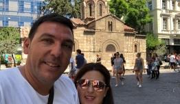 Reme CORADO & Cristobal ROMERO (Malaga) - Grecia