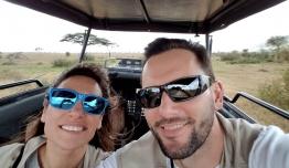 Alicia RAMIREZ & Francisco LEON (Las Palmas / Cordoba) - Tanzania
